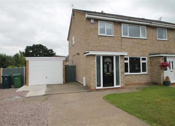 Thumbnail 3 bed semi-detached house for sale in Conway Drive, Telford Estate, Shrewsbury