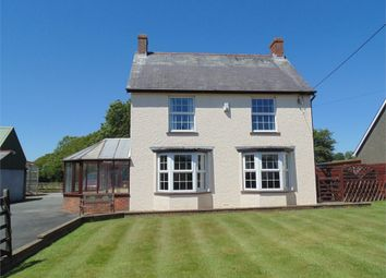 Thumbnail 4 bed detached house for sale in Lynfield, Clarbeston Road, Pembrokeshire