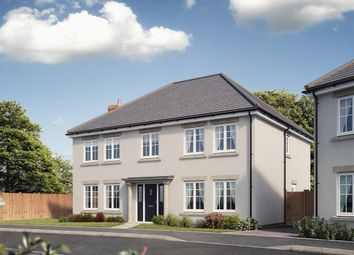 """Thumbnail 5 bed detached house for sale in """"The Portland """" at Ashford Hill Road, Ashford Hill, Thatcham"""