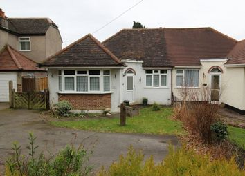 Thumbnail 2 bed semi-detached bungalow for sale in Buxton Lane, Caterham