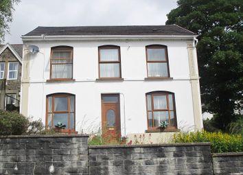Thumbnail Detached house for sale in Commercial Street, Ystalyfera, Swansea.
