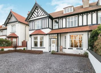 Thumbnail 8 bed semi-detached house for sale in St. Davids Road, Llandudno, Conwy, North Wales