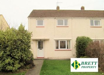 Thumbnail 3 bed semi-detached house to rent in Delapoer Drive, Haverfordwest