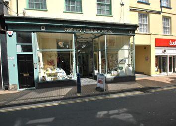 Thumbnail Retail premises to let in High Street, Ilfracombe, Devon