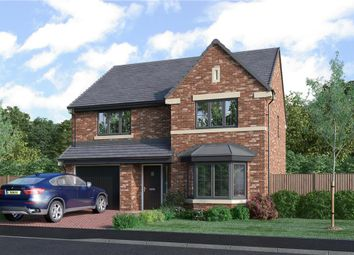 """Thumbnail 4 bed detached house for sale in """"The Chadwick"""" at Lingdale Avenue, Sunderland"""