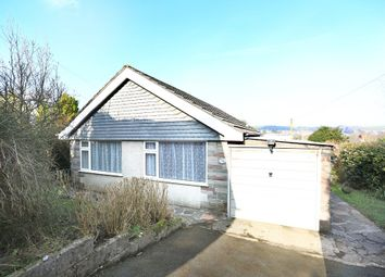 Thumbnail 2 bed detached bungalow for sale in Copse Close, Plympton, Plymouth
