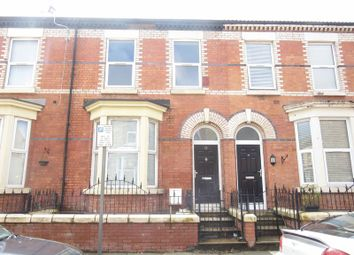 Thumbnail 4 bed terraced house to rent in Rockfield Road, Anfield, Liverpool
