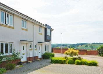 Thumbnail 2 bed terraced house for sale in Oakfields, Tiverton