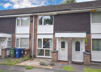 Thumbnail 2 bed terraced house for sale in Armadale Close, Davenport, Stockport