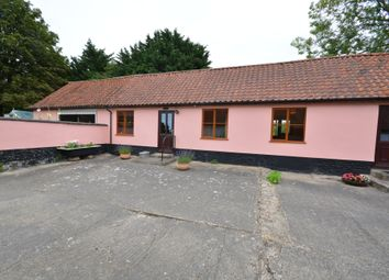 Thumbnail 2 bed semi-detached bungalow to rent in Fersfield Road, Bressingham, Diss