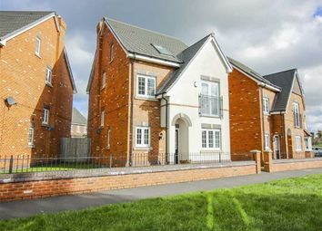 Thumbnail 5 bed detached house for sale in Hand Lane, Leigh, Lancashire