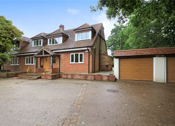 Thumbnail 4 bed detached house to rent in Jail Lane, Biggin Hill, Westerham