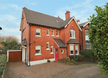 Thumbnail 6 bed detached house for sale in Ebers Road, Mapperley Park, Nottingham