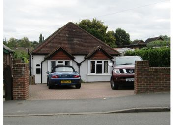 Thumbnail 3 bed bungalow to rent in Anchor Hill, Knaphill, Woking
