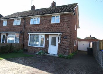 Thumbnail Semi-detached house for sale in Ringmer Road, Worthing