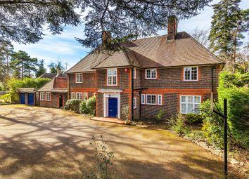 Hook Heath, Surrey GU22. 5 bed detached house for sale