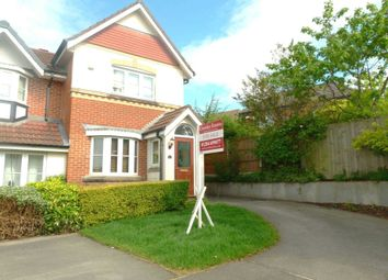 Thumbnail 2 bed semi-detached house for sale in Springburn Close, Horwich, Bolton
