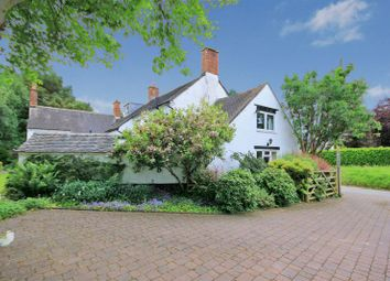 Thumbnail 5 bed detached house for sale in Manor Lane, Stoke-On-Trent