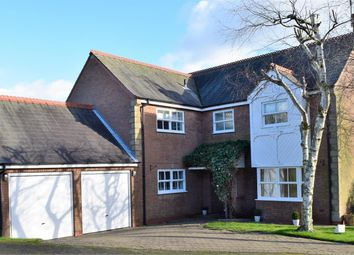 Thumbnail 4 bed detached house for sale in The Chancery, Bramcote, Nottingham