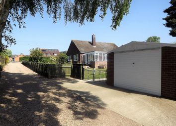 Thumbnail 3 bed bungalow for sale in Horncastle Road, Roughton Moor, Woodhall Spa