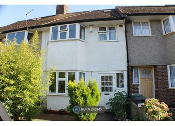 Thumbnail 4 bed terraced house to rent in Westdean Avenue, London