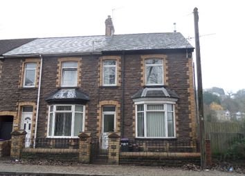 Thumbnail 3 bed terraced house for sale in George Street, Pontnewynydd, Pontypool
