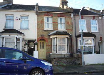 Thumbnail 2 bed terraced house for sale in Salisbury Road, Northfleet, Gravesend