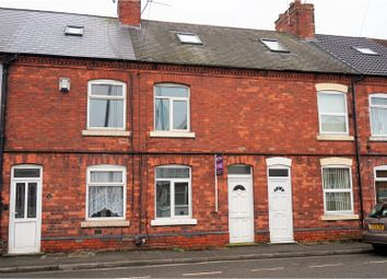 Thumbnail 3 bed terraced house for sale in Priestsic Road, Sutton-In-Ashfield