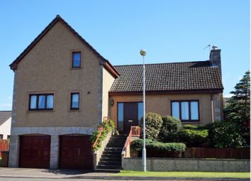 Thumbnail 3 bed country house for sale in Springfield Court, Elgin