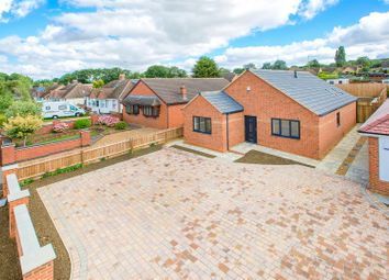 Thumbnail 3 bed detached bungalow for sale in Polwell Lane, Kettering