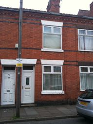 Thumbnail 2 bed terraced house to rent in Bosworth Street, Leicester