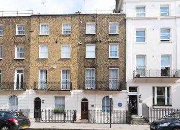 Thumbnail 5 bedroom terraced house for sale in Ebury Street, London