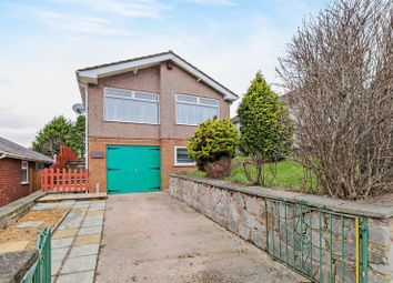 Thumbnail 3 bed detached bungalow for sale in Accar Y Forwyn, Denbigh