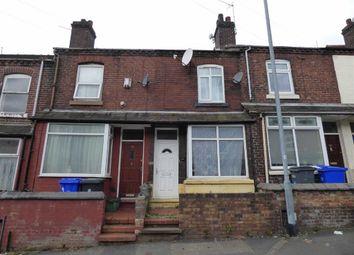Thumbnail 2 bedroom terraced house for sale in King William Street, Tunstall, Stoke-On-Trent