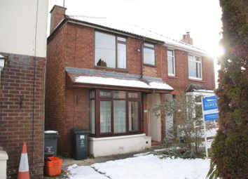 Thumbnail 3 bed semi-detached house to rent in St. Philips Road, Swindon