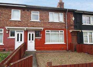 Thumbnail 3 bedroom terraced house for sale in Ferndale Avenue, Middlesbrough, North Yorkshire