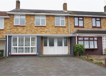 Thumbnail 3 bed terraced house for sale in Codenham Straight, Basildon