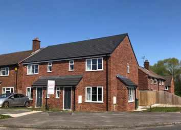 3 bed semi-detached house for sale in Old Hall Road, Northwich CW9