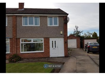 Thumbnail 3 bed semi-detached house to rent in Silverdale Avenue, Leeds