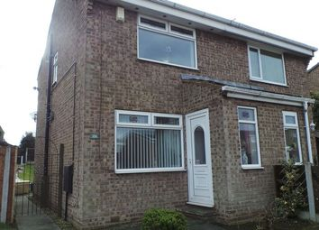 Thumbnail 2 bed semi-detached house for sale in Fleming Way, Flanderwell, Rotherham