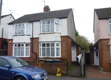 Thumbnail 2 bed property to rent in Chandos Road, Luton, Bedfordshire
