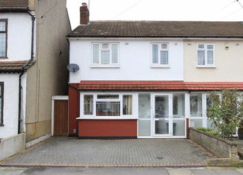Thumbnail 3 bed end terrace house to rent in Roman Road, Ilford, Essex