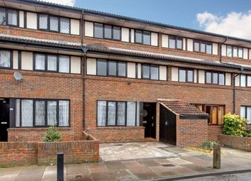 Thumbnail 4 bed flat to rent in Brassey Road, London