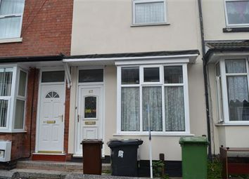 Thumbnail 3 bedroom terraced house to rent in Norfolk Road, Pennfields, Wolverhampton