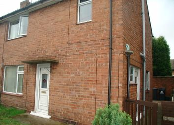 Thumbnail 3 bed semi-detached house to rent in Salterford Avenue, Calverton, Nottingham