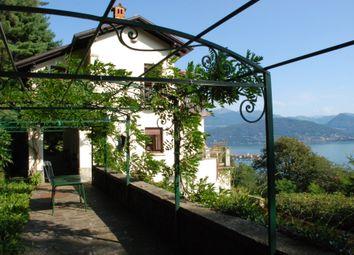 Thumbnail 5 bed villa for sale in Carciano, Stresa, Verbano-Cusio-Ossola, Piedmont, Italy
