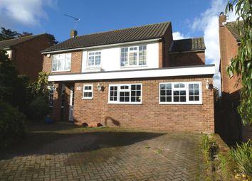 Thumbnail 4 bedroom detached house for sale in Roselands Avenue, Hoddesdon