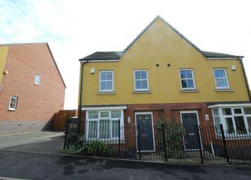 Thumbnail 3 bed semi-detached house for sale in Edinburgh Road, Nuneaton