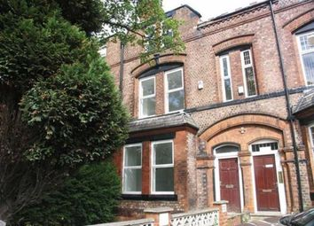 Thumbnail 1 bed flat to rent in 58 Talbot Rd, Stretford, Manchester