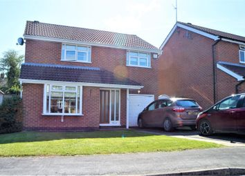 Thumbnail 4 bed detached house for sale in Sutherington Way, Anstey, Leicester